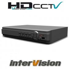 4-х канальный HD-SDI 1080p видеорегистратор, для записи видеоизображения с HD-SDI видеокамер в разрешении 1080p на канал.
