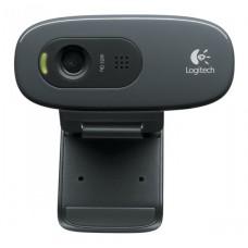 HD USB Веб-камера с микрофоном Logitech C270 720p